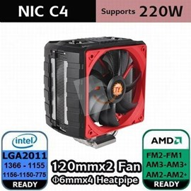 Thermaltake CL-P0607 NIC C4 Intel AMD CPU Soğutucu