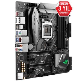 Asus ROG STRIX Z370-G GAMING DDR4 M.2 HDMI DP Lga1151 mATX