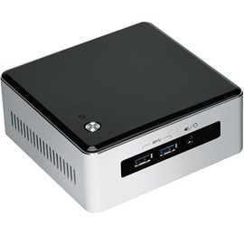 Intel® NUC Board BLKNUC5I5MYHE (Intel Core i5-5300U) Mini PC