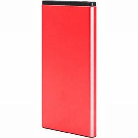 Image of Daks D9 5.000mAh Slim Powerbank Kırmızı Taşınabilir Güç Kaynağı