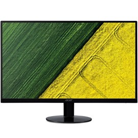 "Acer SA230bid 21.5"" 4ms ZeroFrame Full HD HDMI DVI D-Sub Siyah Led IPS İnce Monitör"