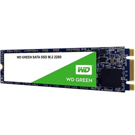 Western Digital WDS240G2G0B Green PC SSD 240GB M.2 2280 545/430Mb