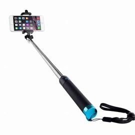 Image of Addison AD-S32 Kablolu Siyah Mavi Selfie Çekim Çubuğu