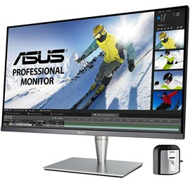 "Image of Asus ProArt PA32UC-K 32"" 4K HDR Thunderbolt USB-C HDMI DP X-rite i1 Profesyonel Monitör"