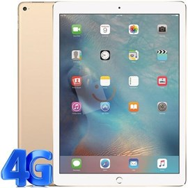 "Apple ML2K2TU/A iPad Pro 128GB 12.9"" Retina Wi-Fi +4G Altın"