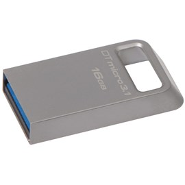 Kingston DTMC3/16GB DataTraveler Micro 3.1 16GB Usb-USB 3.1 Flash Bellek
