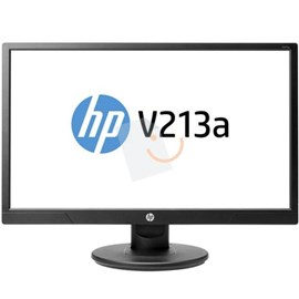 "HP W3L13AA 20.7"" 5ms Full HD DVI D-Sub Hoparlör Led Monitör"