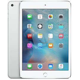 Apple MK772TU/A iPad mini 4 Gümüş 128GB Wi-Fi Cellular 4G