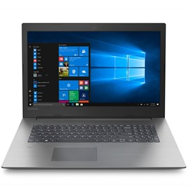 "Lenovo 81DM003PTX Ideapad 330-17IKBR Siyah Core i5-8250U 8GB 1TB MX150 17.3"" HD+ FreeDOS"