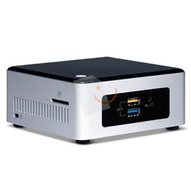 Intel NUC Kit BOXNUC5CPYH (Intel Celeron N3050) Mini Pc