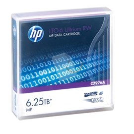 HP C7976A LTO-6 Ultrium 6.25Tb MP RW Data Kartuşu
