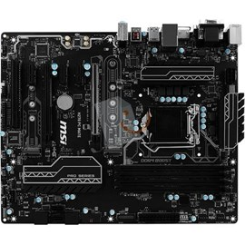 MSI H270 PC MATE DDR4 M.2 HDMI DVI D-Sub 16x Lga1151