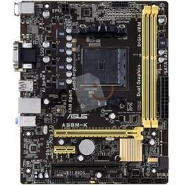 Image of Asus A58M-K DDR3 2133MHz DVI Vga 16x FM2+ mAtx