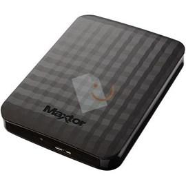 "Image of Maxtor STSHX-M500TCBM M3 Portable 500GB 2.5"" Usb 3.0/2.0 Siyah"