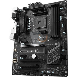 Image of MSI B350 PC MATE DDR4 M.2 HDMI Vga 16x Ryzen AM4 ATX
