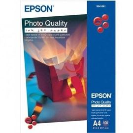 Epson C13S041061 Photo Quality Ink Jet Kağıt A4 100 Adet