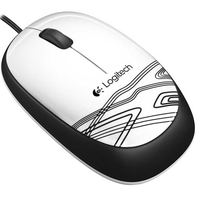 Logitech M105 Beyaz USB Optik Mouse 910-002944