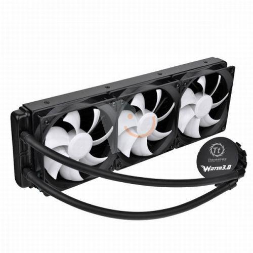 Thermaltake CL-W007-PL12BL-A Water 3.0 Ultimate 360mm Radyatör (3x120mm Fanlı) Sıvı Soğutma Kiti