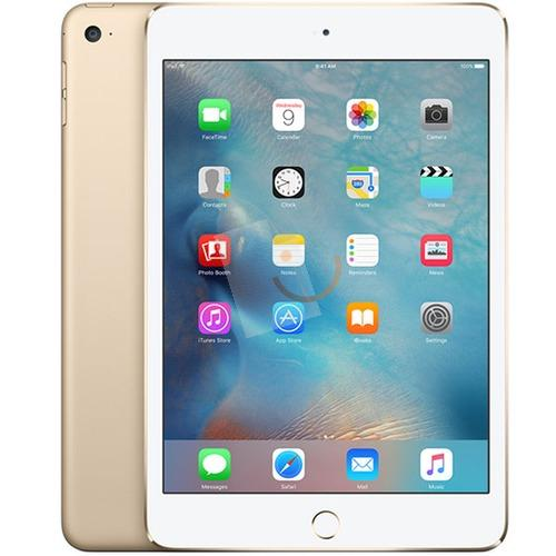 Apple MK9Q2TU/A Altın iPad mini 4 Wi-Fi 128GB