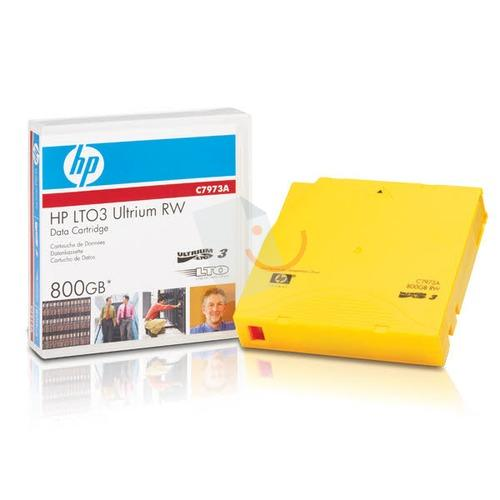 HP C7973A 800 GB Ultrium3 RW DATA Kartuş
