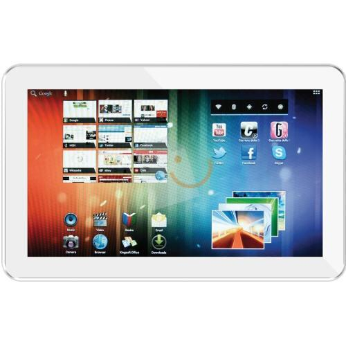 VOLAR VLR-T1002W 10.1 Beyaz Cortex A10 8GB Wifi HDMI Android 4.1 Tablet