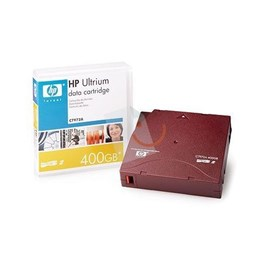 HP C7972A Ultrium 400GB Data Kartuş