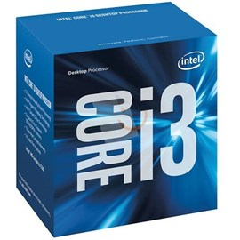 Intel Core i3-6100 Skylake 3.70GHz 3MB HD 530 Vga Lga1151 İşlemci
