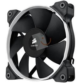 Corsair CO-9050011-WW Air Series SP120 PWM Quiet Edition Yüksek Statik Basınç 120mm Fan