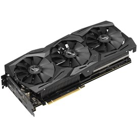 Asus ROG-STRIX-RTX2070-O8G-GAMING GeForce RTX 2070 OC 8GB GDDR6 256Bit 16x