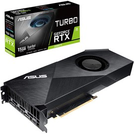 Asus TURBO-RTX2080TI-11G GeForce RTX 2080 Ti 11GB GDDR6 352Bit 16x