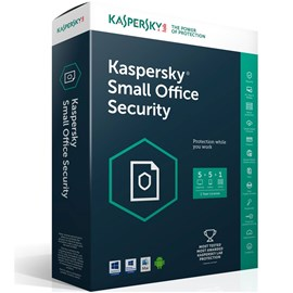 Kaspersky Small Office Security 5 1 Yıl (1 Server + 5 PC + 5 Mobil)