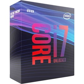 Intel Core i7-9700K Coffee Lake 3.6GHz 12MB UHD 630 Lga1151 İşlemci
