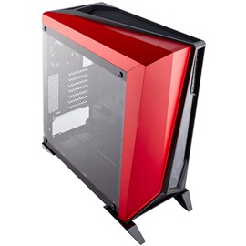 Corsair CC-9011120-WW Carbide SPEC-OMEGA Kırmızı/Siyah Temperli Cam Mid-Tower ATX Gaming Kasa