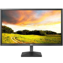 "LG 22MK400H-B 22"" 1ms 75Hz Full HD HDMI D-Sub FreeSync Oyun Monitörü"