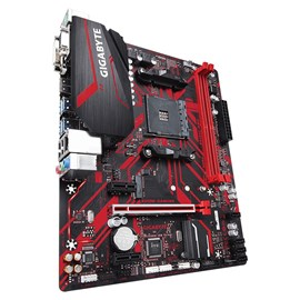 Gigabyte B450M GAMING DDR4 M.2 HDMI DVI 16x AM4 mATX