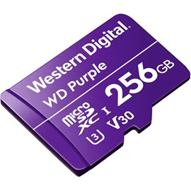 Western Digital WDD256G1P0A Purple microSDXC 256GB U3 V30 100MB Surveillance