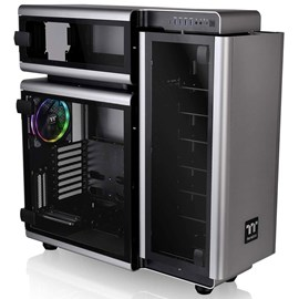 Thermaltake CA-1J9-00F9WN-00 Level 20 TG 3x Plus Fan 2xLumi Plus LED Strips Full Tower E-ATX Kasa
