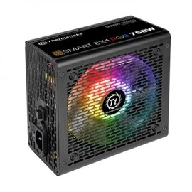 Thermaltake Smart RGB Serisi BX1 750W 80+ Bronze PSU