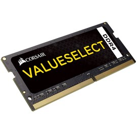 Corsair CMSO4GX4M1A2133C15 Value Select 4GB DDR4 C15 SODIMM