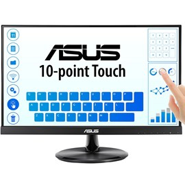 "Asus VT229H 21.5"" 5ms Full HD HDMI D-Sub Dokunmatik IPS Monitör"