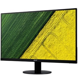 "Acer SA270bid 27"" 4ms Full HD HDMI DVI D-Sub Siyah Led IPS İnce Monitör"