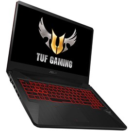 "Asus TUF Gaming FX705GM-EV222 Core i7-8750H 16GB 128GB SSD 1TB GTX1060 17,3"" 144Hz FreeDos"