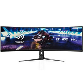 Asus ROG Strix XG49VQ 49 1ms 144Hz HDMI x2DP FreeSync 2 HDR RGB Kavisli Gaming Monitör