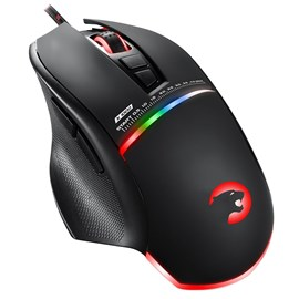 Gamepower Night Stalker RGB Optik Gaming Mouse USB