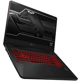 "Asus TUF FX505GM-AL323 Core i7-8750H 16GB 128GBSSD 1TB GTX1060 15.6"" 120Hz FreeDos"