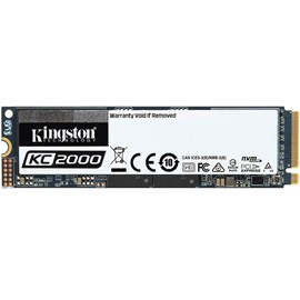 Kingston SKC2000M8/500G KC2000 500GB M.2 NVMe PCIe SSD 3000MB/2000MB