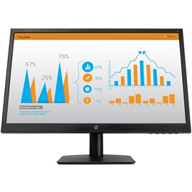 "HP 3WP71AA N223 21.5"" 5ms Full HD HDMI D-Sub Led Monitör"