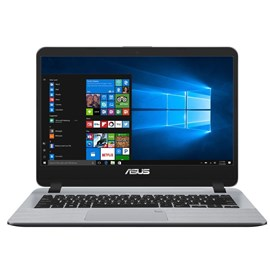 "Asus X407UB-BV233 Core i5-7200U 4GB 1TB SSD MX110 14"" HD FreeDos"