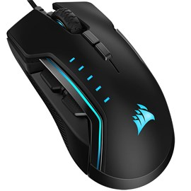 Corsair CH-9302211-EU GLAIVE RGB PRO Optik Gaming Mouse - Siyah