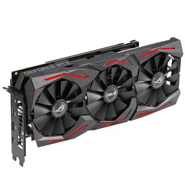 Asus ROG-STRIX-RTX2060S-8G-GAMING GeForce RTX 2060 SUPER 8GB GDDR6 256Bit 16x